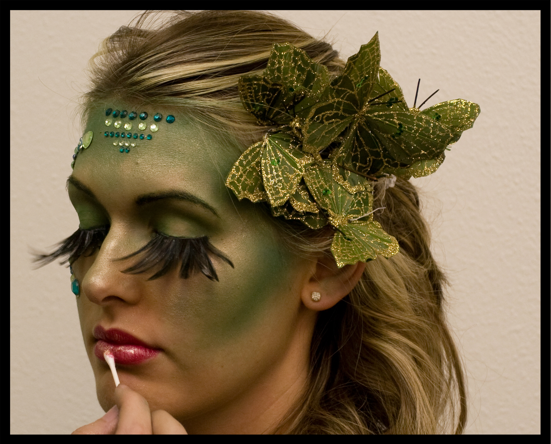 Halloween Forest Fairy Makeup Look | scentsa